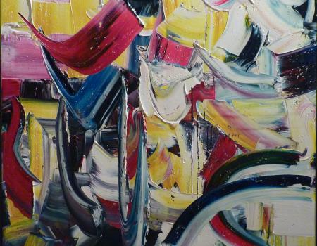 Composizione astratta - De Lutti