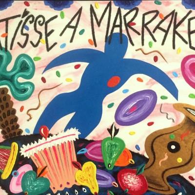 Bruno Donzelli, Atelier di Matisse, Olio su tela, 50 x 70 cm
