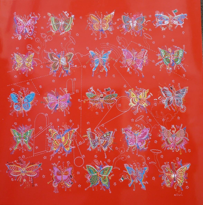 Alinari Farfalle